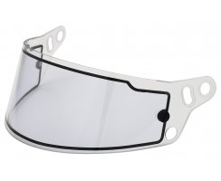 Visor for HP7/RS7 helmet